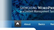 WordPress showcase wordpresscms.ithemes.com