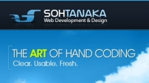 WordPress showcase sohtanaka.com