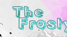 WordPress showcase thefrosty.com