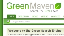 Joomla showcase greenmaven.com