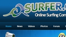Joomla showcase surfer.com