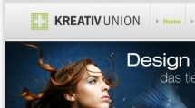 Joomla showcase kreativunion.de