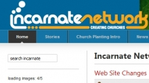 Joomla showcase incarnate-network.eu