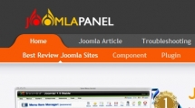 Joomla showcase joomlapanel.com 