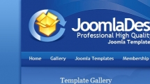 Joomla showcase joomladesigns.co.uk