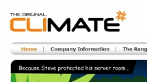 Joomla showcase theclimate.co.uk