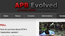 Joomla showcase apb-evolved.com