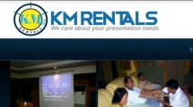 Joomla showcase kmrental.biz
