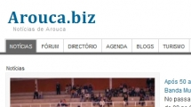 Joomla showcase arouca.biz
