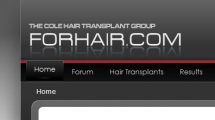Joomla showcase forhair.com