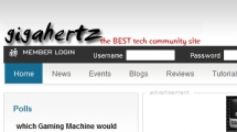 Joomla showcase gigahertz.net.in