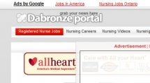 Joomla showcase nursingjobbank.com